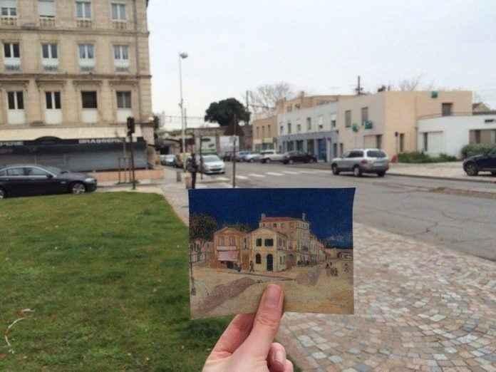 Ван Гог писал свои потрясающие картины