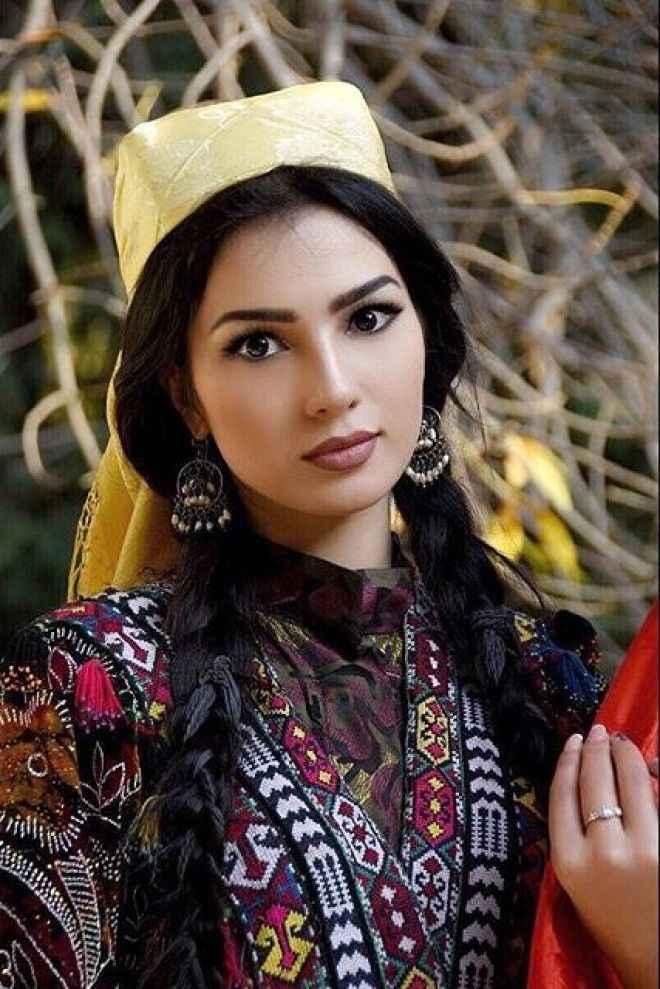 Открытки, картинки таджики девушки